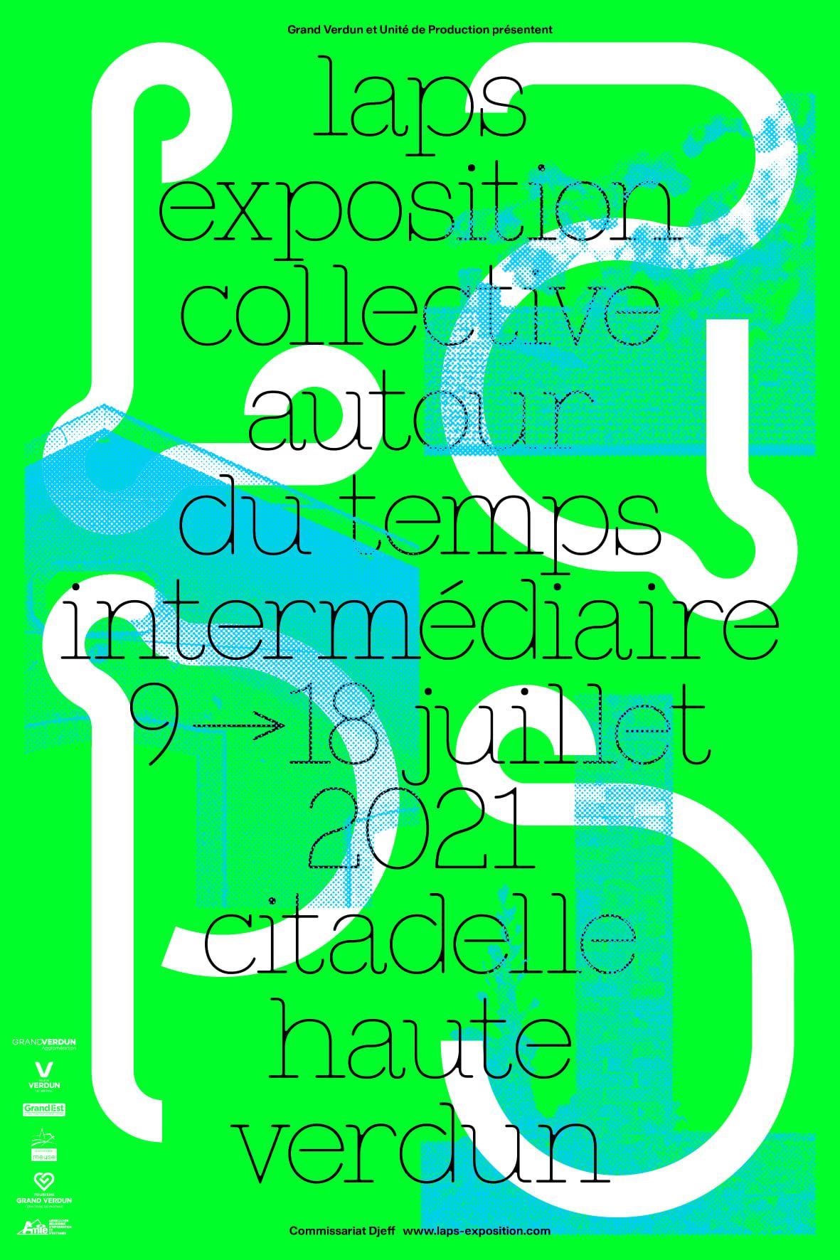 LAPS : EXPOSITION COLLECTIVE À LA CITADELLE HAUTE DE VERDUN Verdun   2021-07-10