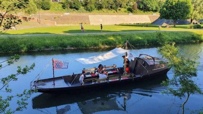Apéro Mans'eau - Balade fluviale apéritive Le Mans Le Mans