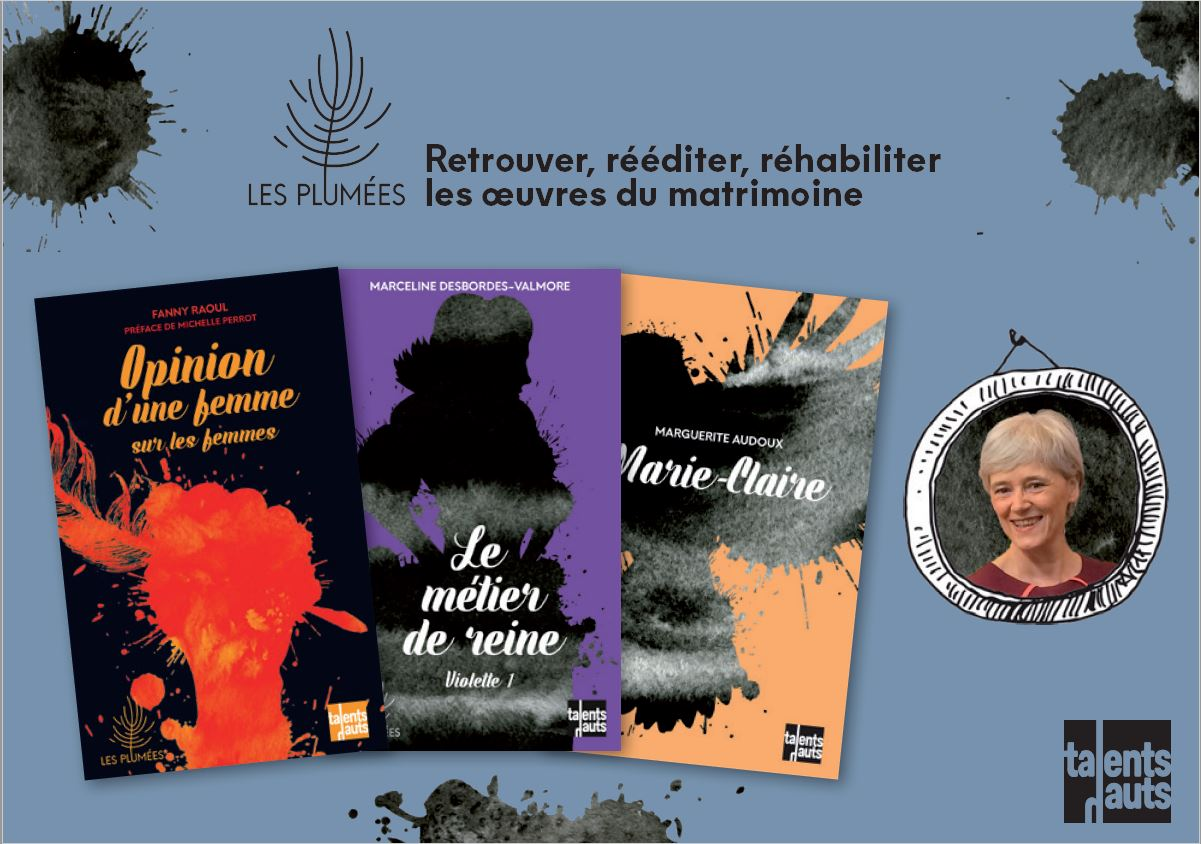 Les plumées Bibliothèque Benoîte Groult Paris