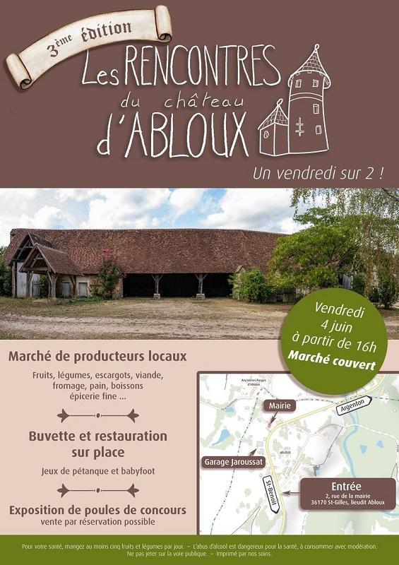 Les Rencontres du Castel d'Abloux Saint-Gilles