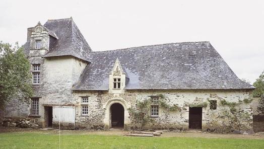 Manoir de Saint-Erblon