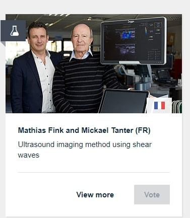 MATHIAS FINK MICKAEL TANTER