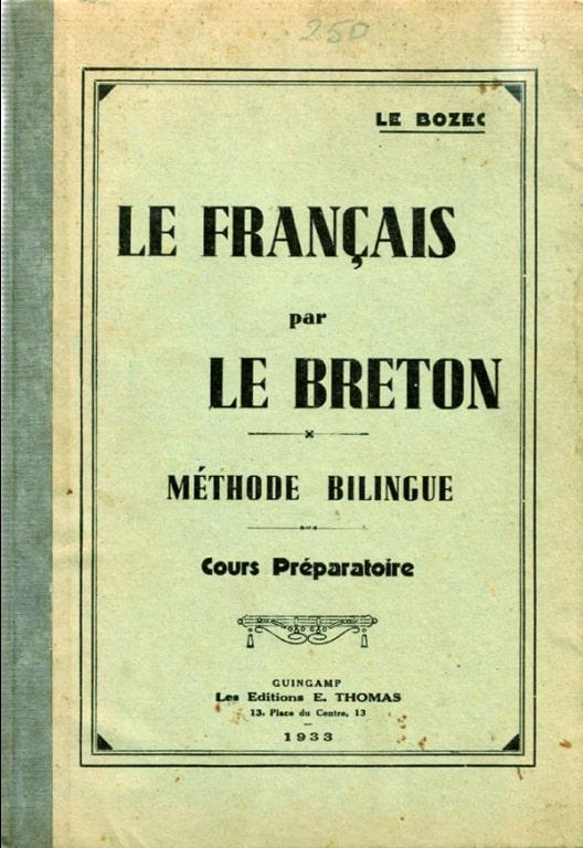 français breton école