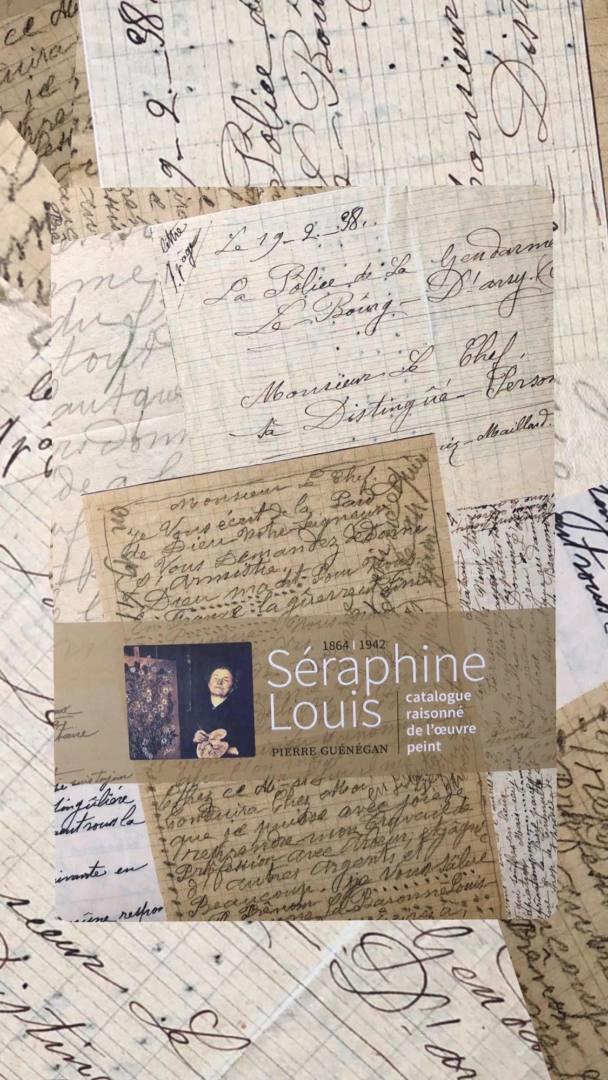 SERAPHINE LOUIS DE SENLIS