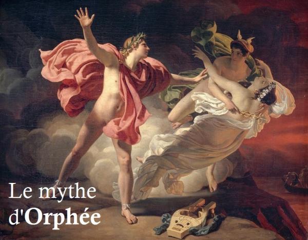MYTHE ORPHEE