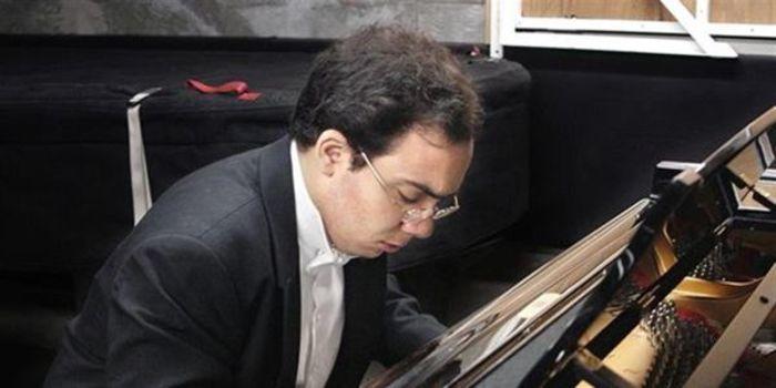 Récital du pianiste Jean Dubé Chapelle Sainte Anne 22410 Saint-Quay Portrieux Saint-Quay-Portrieux