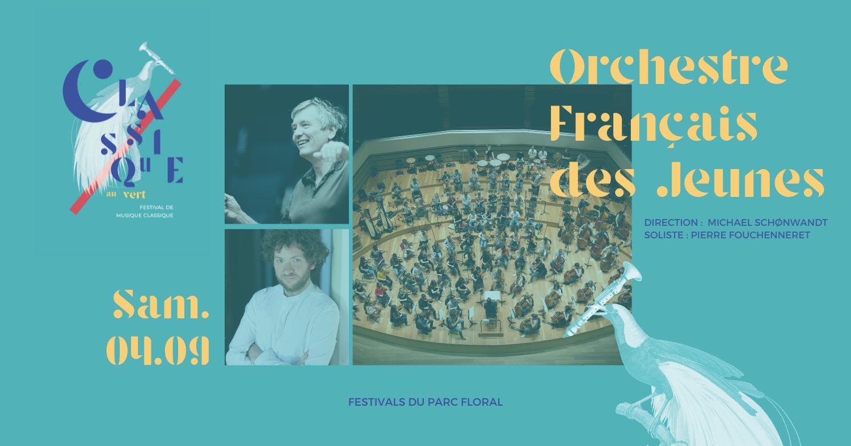 Orchestre Français des Jeunes Parc Floral de Paris