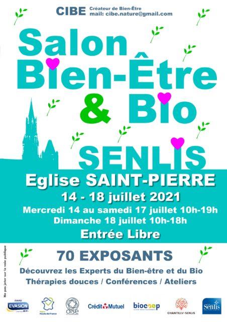 Salon Estival du Bien-être et du Bio Senlis