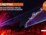 Soirée mapping - sons et lumières Kaysersberg Vignoble   2021-08-05
