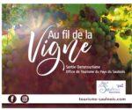 SORTIE OENOTOURISME : AU FIL DE LA VIGNE Vic-sur-Seille