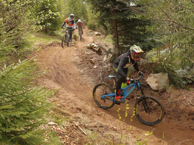 Stage junior – Pilotage au Bike Park Orbey