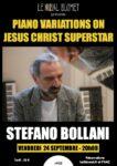 STEFANO BOLLANI – VARIATIONS SUR JESUS CHRIST SUPERSTAR LE BAL BLOMET Paris