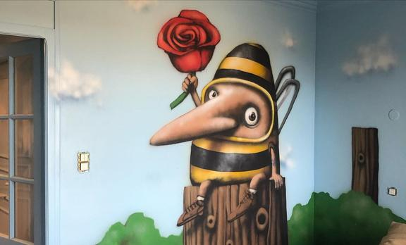 ador graffiti