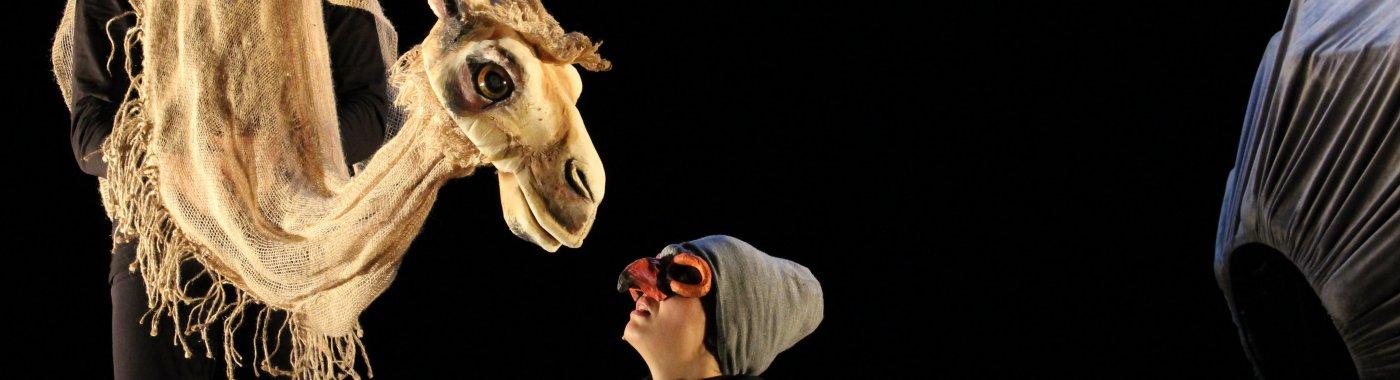 Théâtre:  Sauvage- Anamorphose Créon   2021-06-17