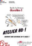 Toute la France dessine ! Bibliothèque Robert Sabatier Paris
