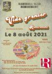 VIDE GRENIER Remiremont   2021-08-08