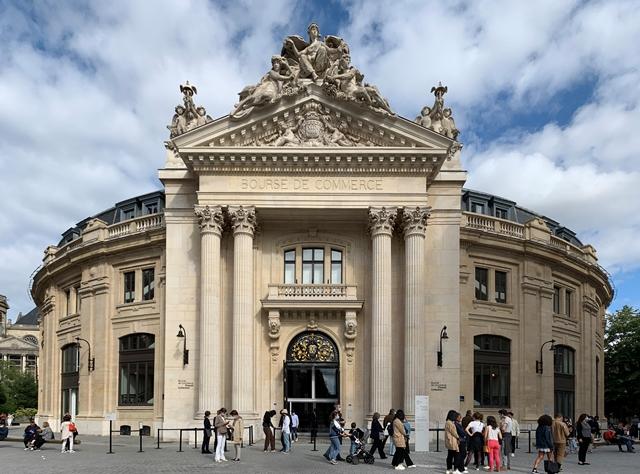 A la découverte des collections Pinault / Bourse de Commerce Bibliothèque Amélie Paris