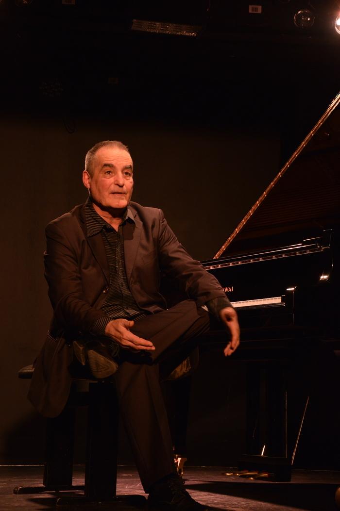 """Comprovisations"" Éric Dannenmüller"