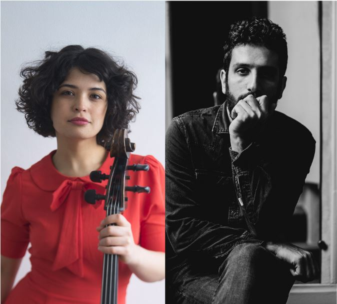 Ana Carla Maza + Faraj Suleiman L'Espace 93 Victor Hugo