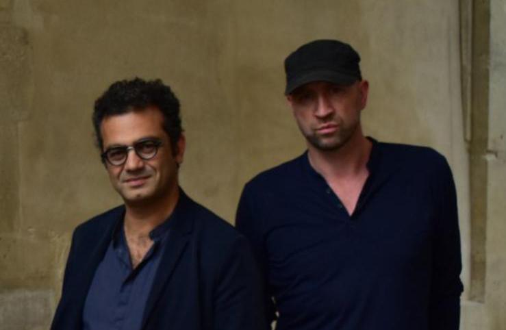 ARSHID AZARINE & HERVÉ DE RATULD Le 360 Paris Music Factory Paris