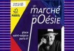 BALADE AU MARCHE DE LA POESIE Bibliothèque Marguerite Audoux Paris