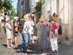"""Visite guidée : """"Le quartier de la Salargue"""" La Réole Gironde  2021-10-26"""