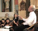 Lyres d'Été : Musique baroque par l'Orchestre Les Métamorphoses Basilique Notre-Dame de la Trinité de Blois Blois