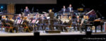 Brass band de la Musique de l'air Bibliothèque Forney Paris