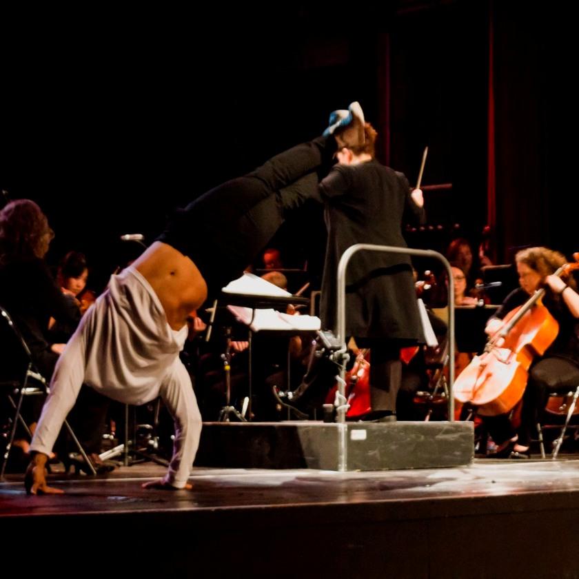 Break Symphonique – Orchestre Symphonique Divertimento L'Espace 93 Victor Hugo