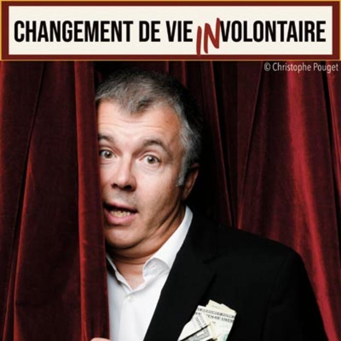 Jean-Michel Rallet - Changement de vie (in)volontaire Café Théâtre Le Bacchus Rennes