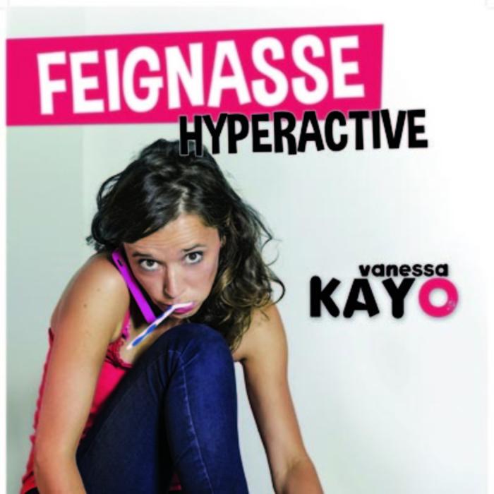 Vanessa Kayo - Feignasse hyperactive Café Théâtre Le Bacchus Rennes