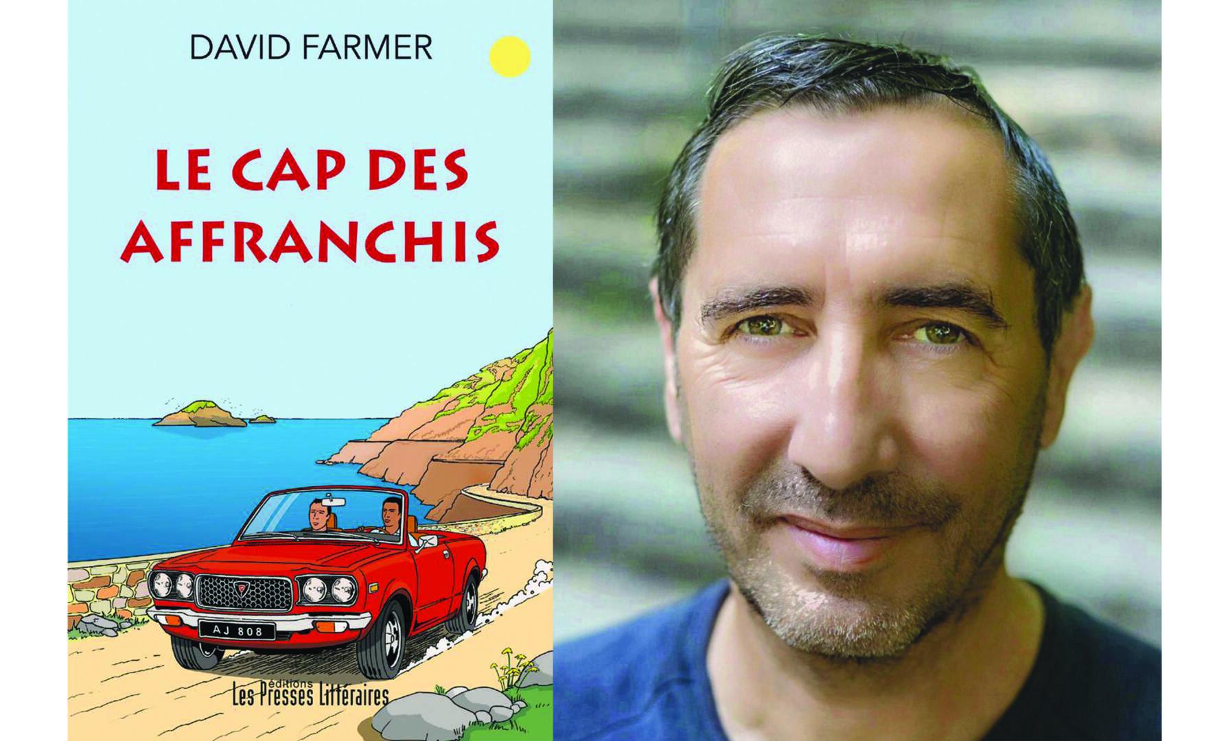 CAP DES AFFRANCHIS. DAVID FARMER EN DÉDICACE À VANNES