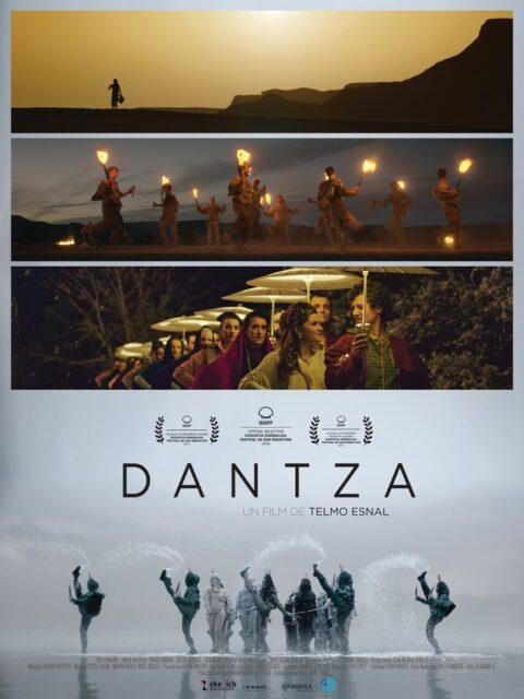 Cinéma de plein air - DANTZA Hendaye   2021-08-04