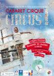 CIRCUS ! par la Cie Le Fil de Soie Tennis de la Porte de Bagnolet Paris