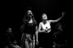 CONCERT ATINE + PARRANDA LA CRUZ (Festival Rhizomes 2021) Jardin René-Binet Paris
