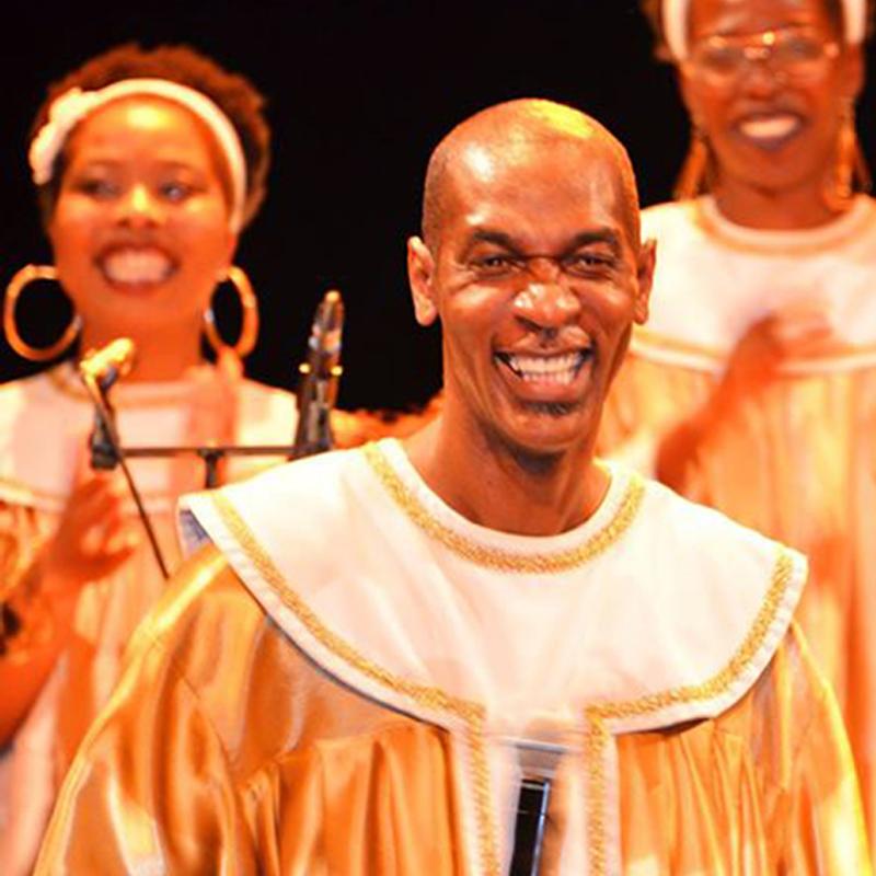 Concert de Gospel Max Zita Gospel Voices Eglise Saint Germain des Prés Paris