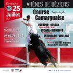 COURSE CAMARGUAISE - TROPHEE DES AS Béziers   2021-07-25