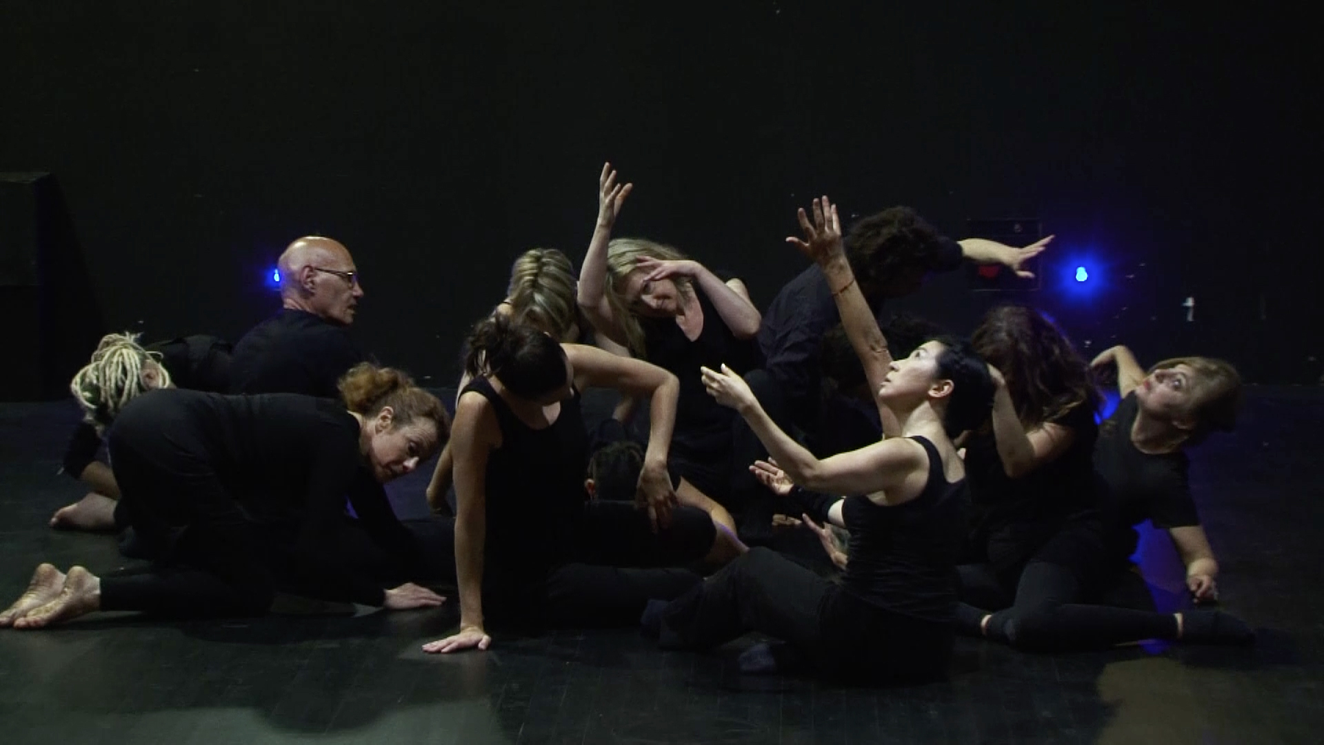 Danse Butô : stage en juillet avec Juju Alishina Micadanses Paris