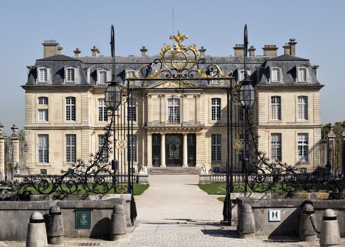 Découvrez le château de Champs-sur-Marne ! Château de Champs-sur-Marne