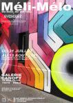 "Exposition ""Méli-Mélo"" - Street Art Espace Canopy Paris"