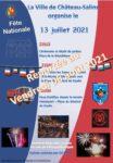 FÊTE NATIONALE Château-Salins   2021-08-06