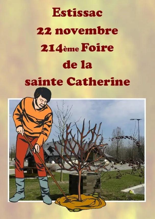 Foire Sainte Catherine Estissac
