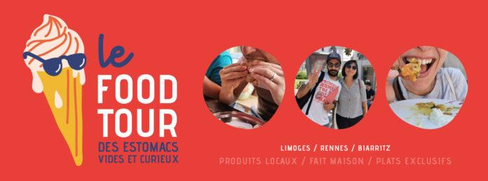 Food mood tour Rennes