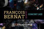 François Bernat Pianoless Quartet Jardin de l'Hospice Debrousse Paris