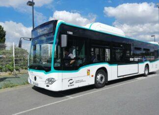 rennes bus gnv star keolis