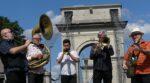 Ioan Streba Street Band Place de la Bastille Paris