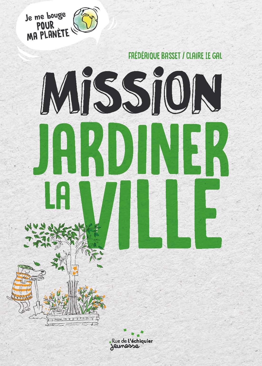 Jardiner en ville Bibliothèque Buffon Paris