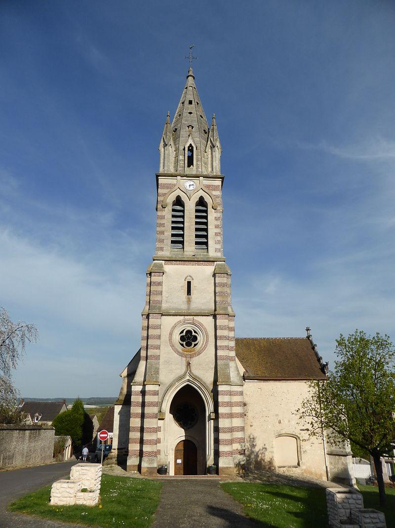 JEP – Visite de l'église Saint Victor Saint Gilles Saint-Victor-de-Buthon