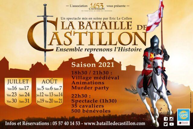 La Bataille de Castillon Castillon-la-Bataille