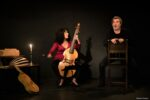 La Fontaine en chanté - Spectacle poétique et musical Jardin du Ranelagh Paris